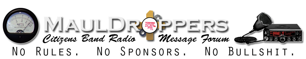 Mauldroppers CB Radio Forum - Powered by vBulletin